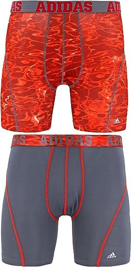 adidas para Hombre Deporte Rendimiento Climacool 2 Pack Boxer ...