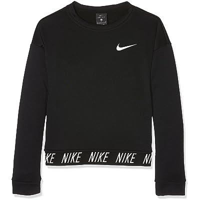 Nike Dry Crew fille po Core Studio haut à manches longues S