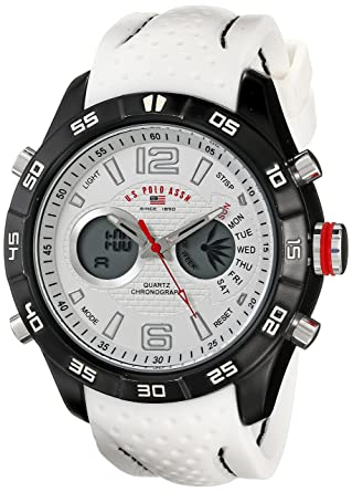 Reloj - U.S. Polo Assn. - para - US9489: Amazon.es: Relojes