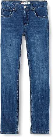 Levi's Kids Pantalones para Niños - Lvb 510 Skinny Fit Cozy Jeans