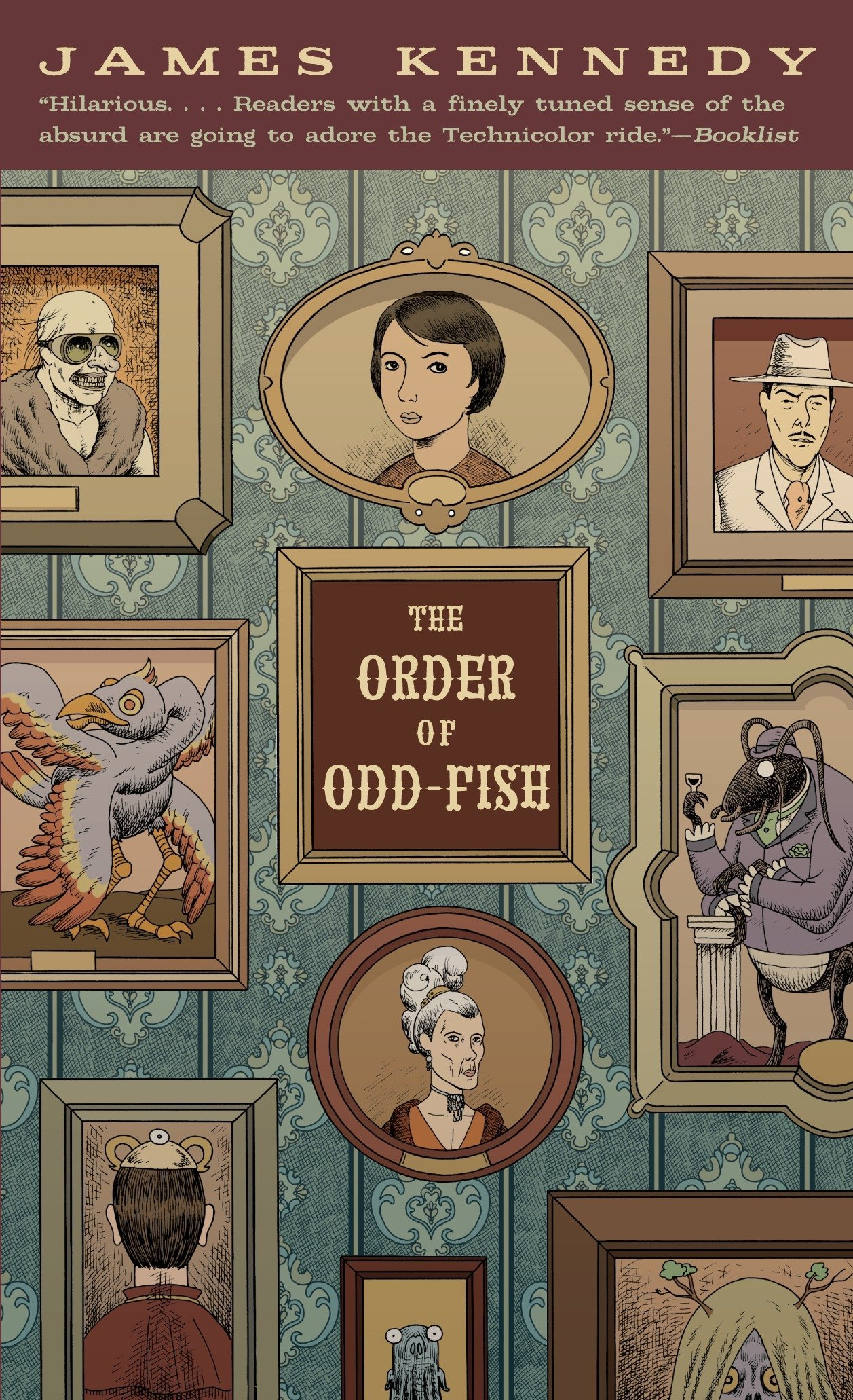 Image result for the order of odd-fish