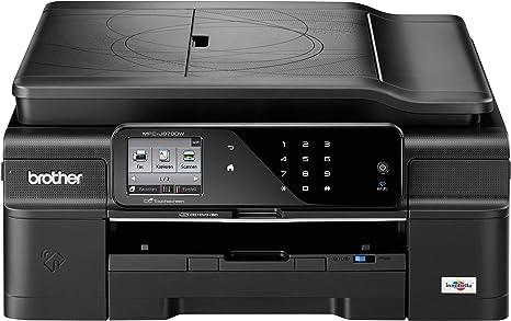 Brother MFC J 870 DW - Impresora Multifunción Color: Amazon.es ...