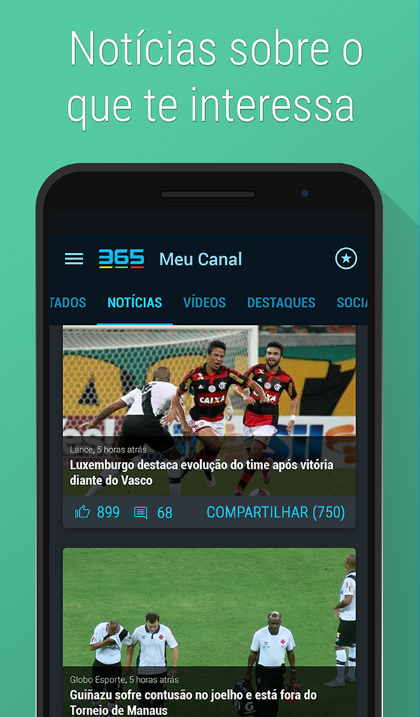 365Scores  Futebol Brasileiro  Amazon.com.br  Amazon Appstore 5e313d4378148