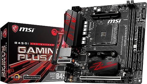 MSI B450I Gaming Plus AC