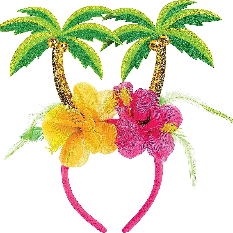 """Amscan Palm Baum Party Kopf Bopper, 10.25"""" X 10"""""""