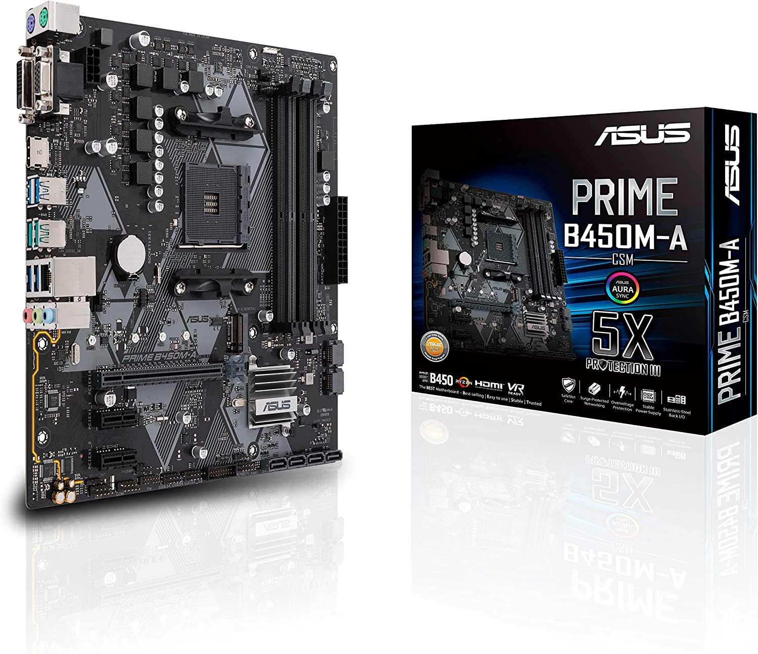 best motherboard for amd ryzen 5 2400g
