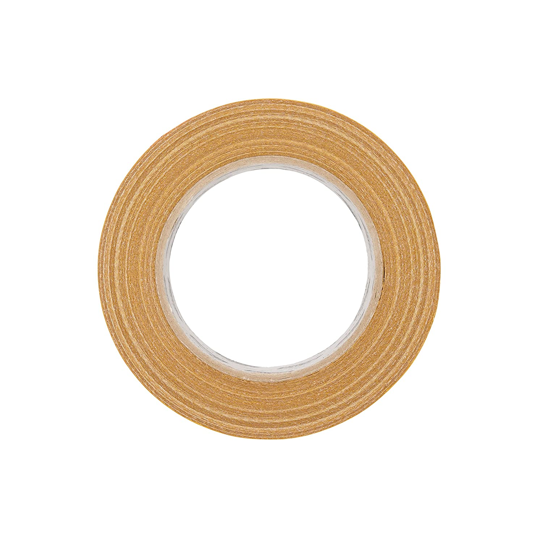 f/ür Innen- und Au/ßenanwendung ASUP TAPE PREMIUM feuchtigkeitsbest/ändig f/ür glatte und raue Oberfl/ächen |von Hand rei/ßbar Gewebeklebeband gelb 48 mm x 50 m