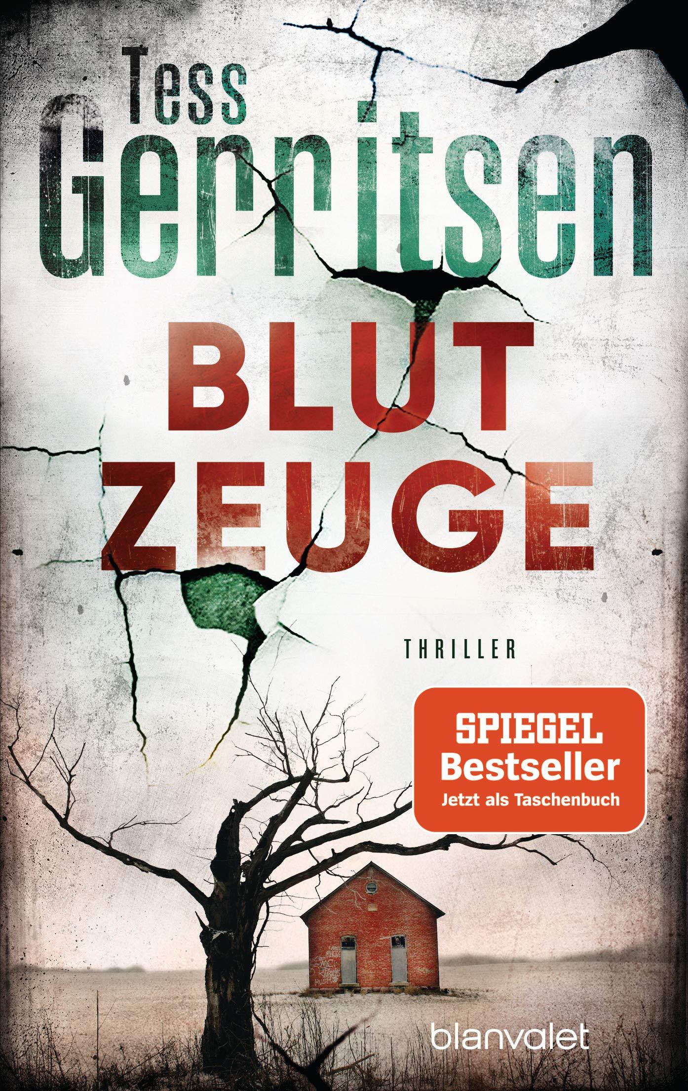 Blutzeuge: Thriller (Rizzoli-& -Isles-Serie, Band 12) Taschenbuch – 19. August 2019 Tess Gerritsen Andreas Jäger Blanvalet Taschenbuch Verlag 3734100488
