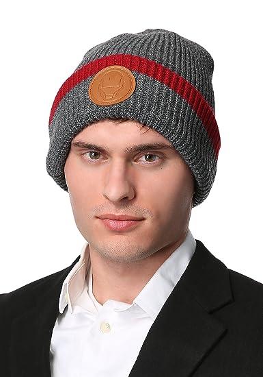 Marvel Iron Man Winter Hat Standard at Amazon Men s Clothing store  aa162117a43