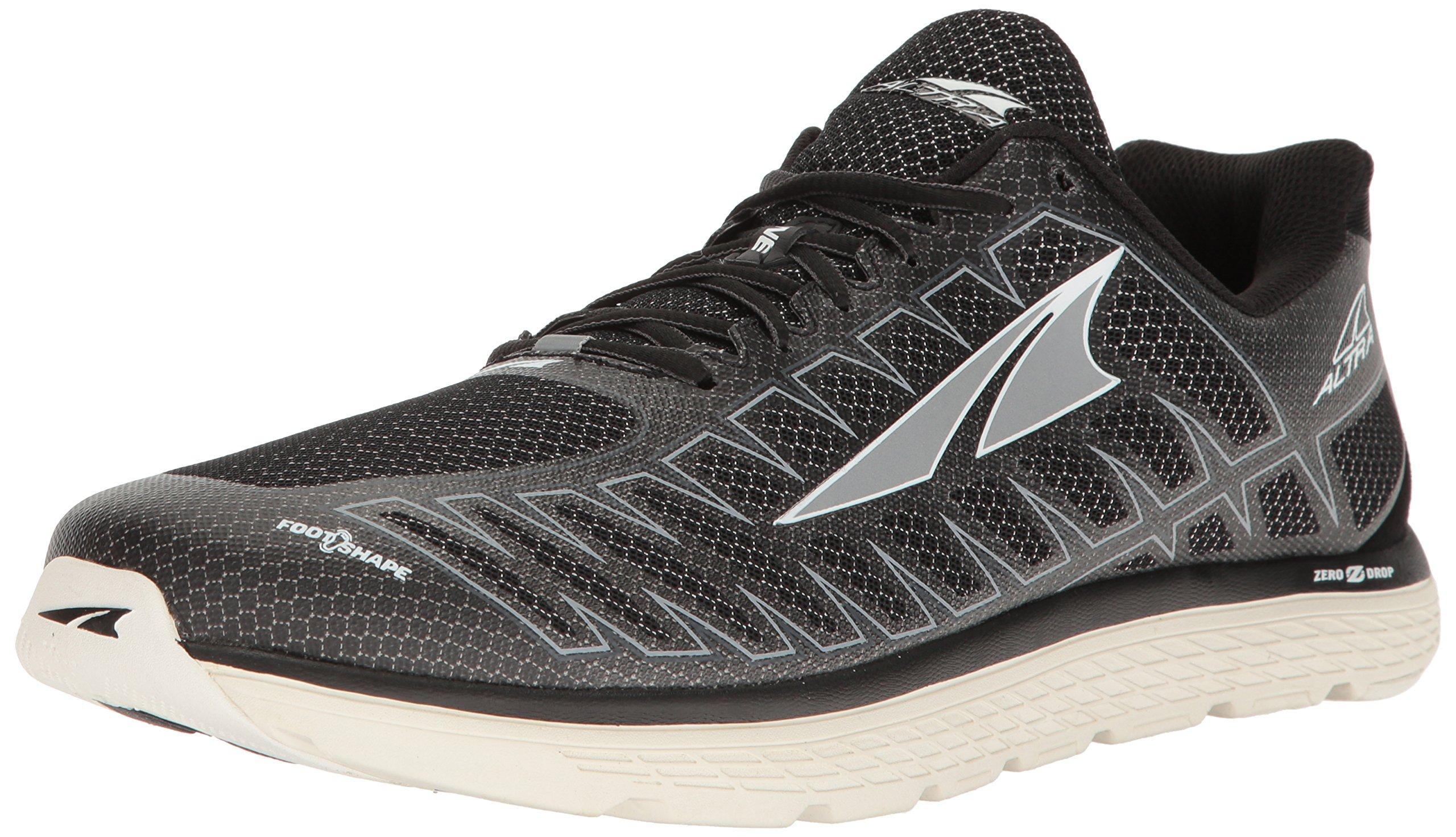 Altra AFM1734F Men's One V3 Running Shoe, Black - 12 M US