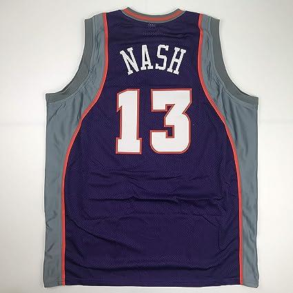 05c39ea9 Unsigned Steve Nash Phoenix Purple Custom Stitched Basketball Jersey Size  Men's XL New No Brands/