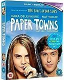Paper Towns [Edizione: Regno Unito] [Reino Unido] [Blu-ray]