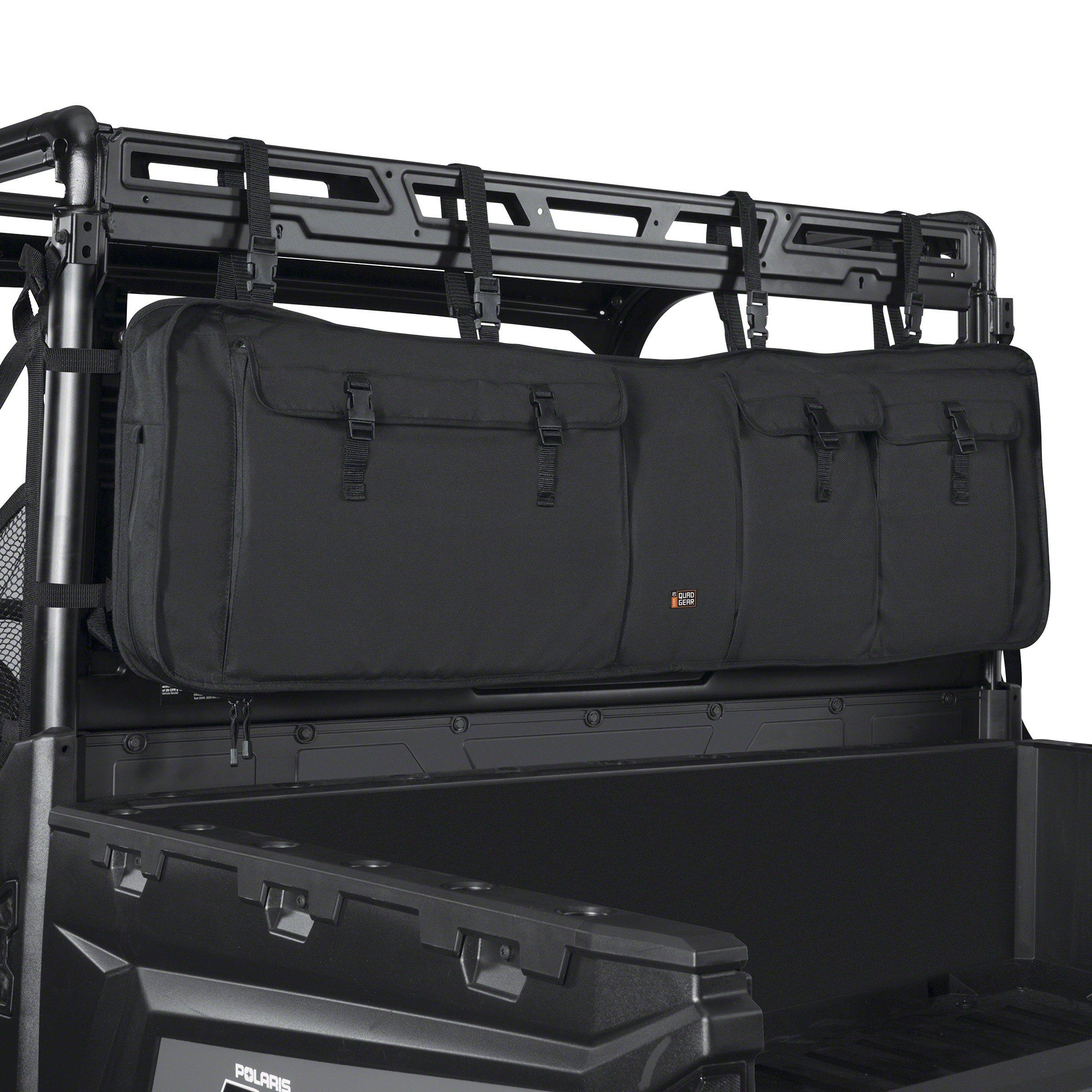 Classic Accessories QuadGear Black UTV Double Gun Carrier - 18-129-010401-00 by Classic Accessories