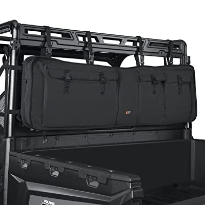 Classic Accessories 4008158 UTV Double Gun Carrier - Black