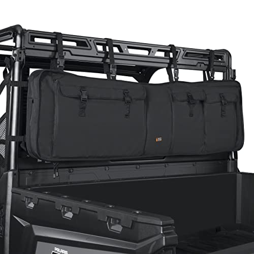 Classic Accessories 4008158 UTV Double Gun Carrier - Black