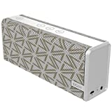 Amazon Price History for:Bluetooth Speaker,DOSS SoundBox Color Portable Wireless Bluetooth 4.0 Speakers with 12W Stereo Sound and Enhanced Bass, 12H playtime and handsfree for iphone,ipad,samsung,tablet etc[Grid White]