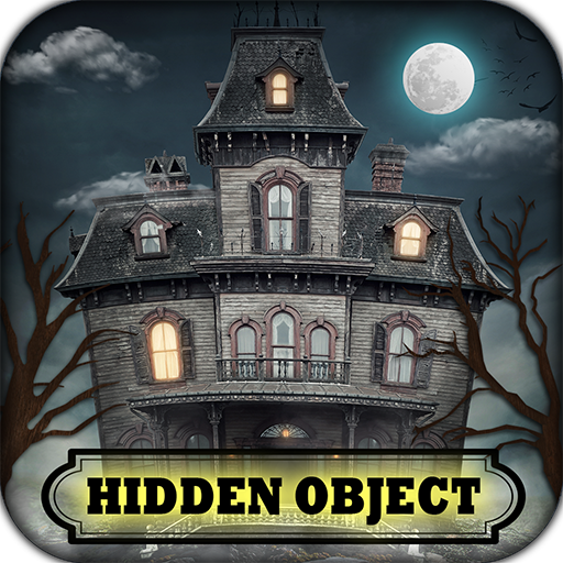 Hidden Object - Haunted Places -