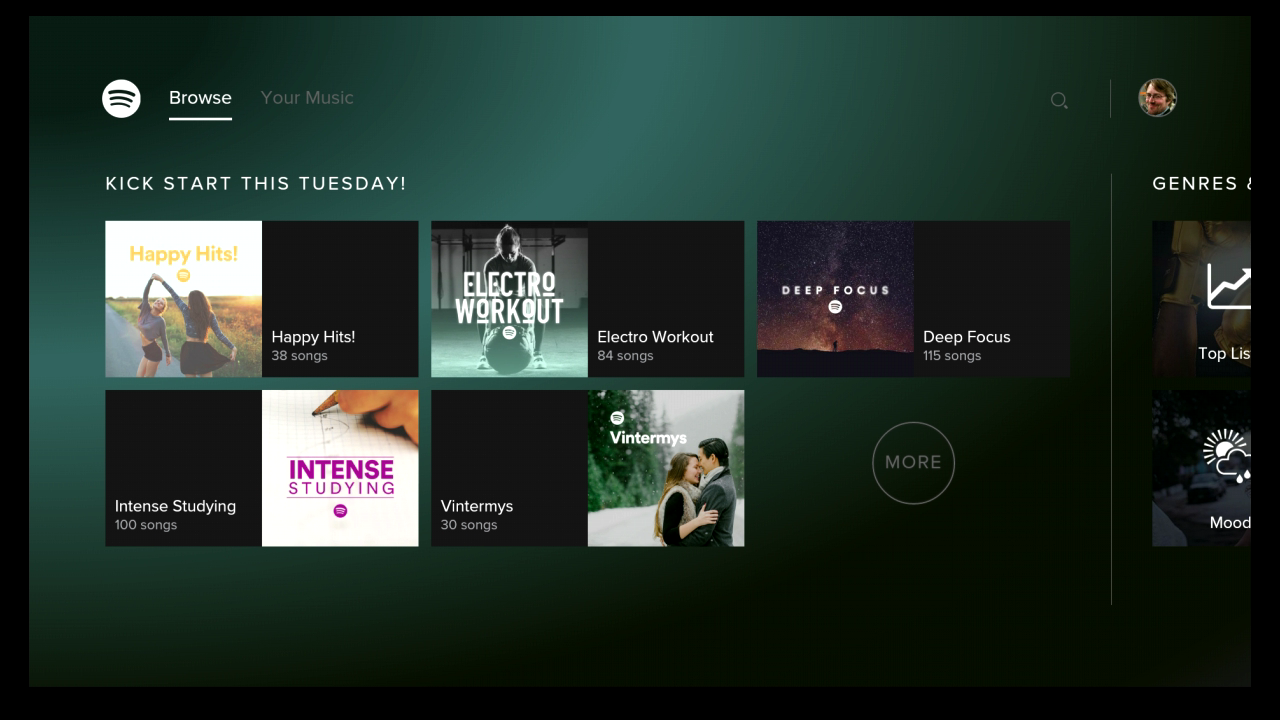 Amazon Com Spotify Music For Fire Tv Appstore For Android