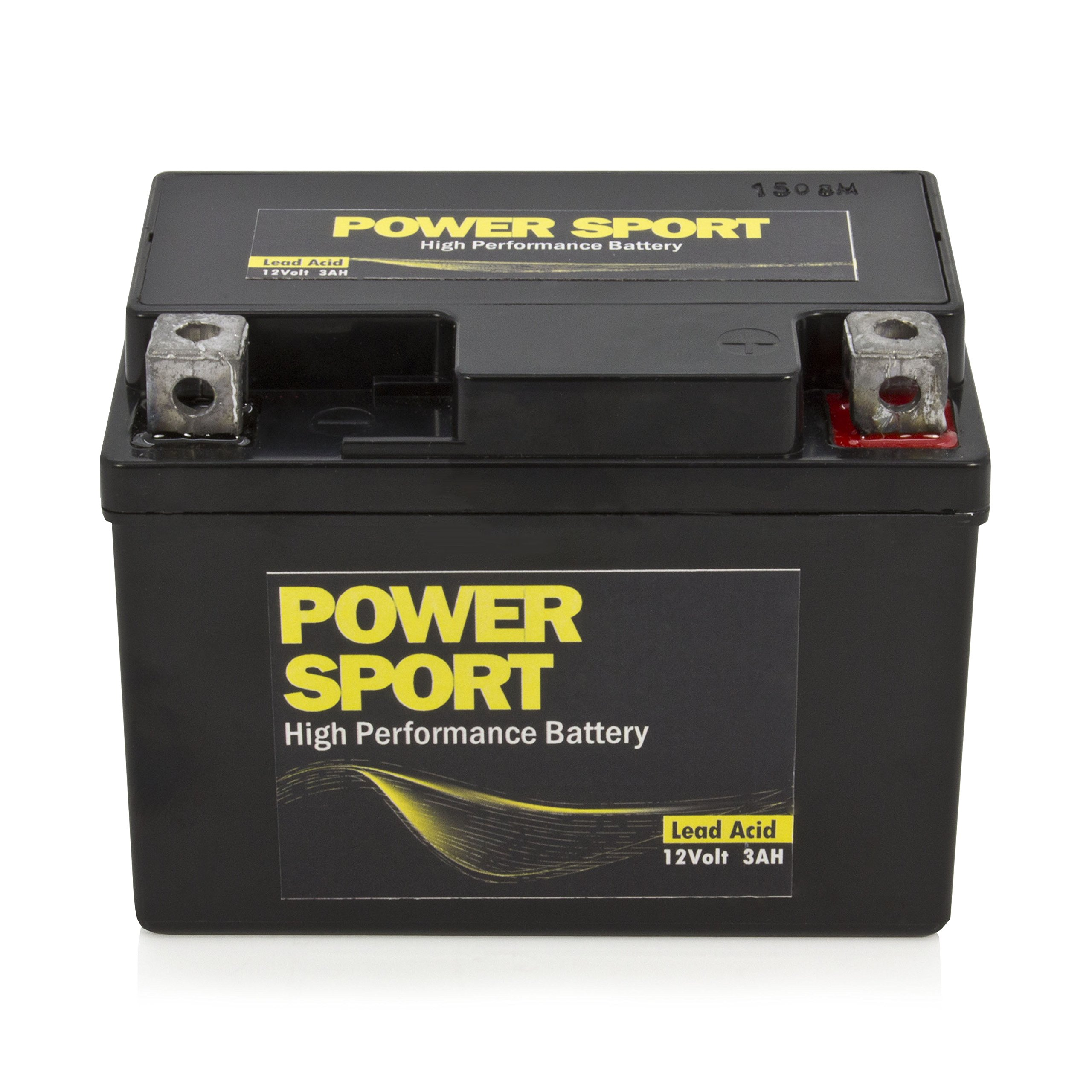 ExpertPower ETX4L-BS Powersport Replacement (YTX4L-BS, YT4L, YTX4L, YT4L-BS, GTX4L-BS, GT4L-BS, GTX4L, GT4L WPX4L-BS Sealed AGM For Arctic Cat, Polaris, Brp) by ExpertPower (Image #1)