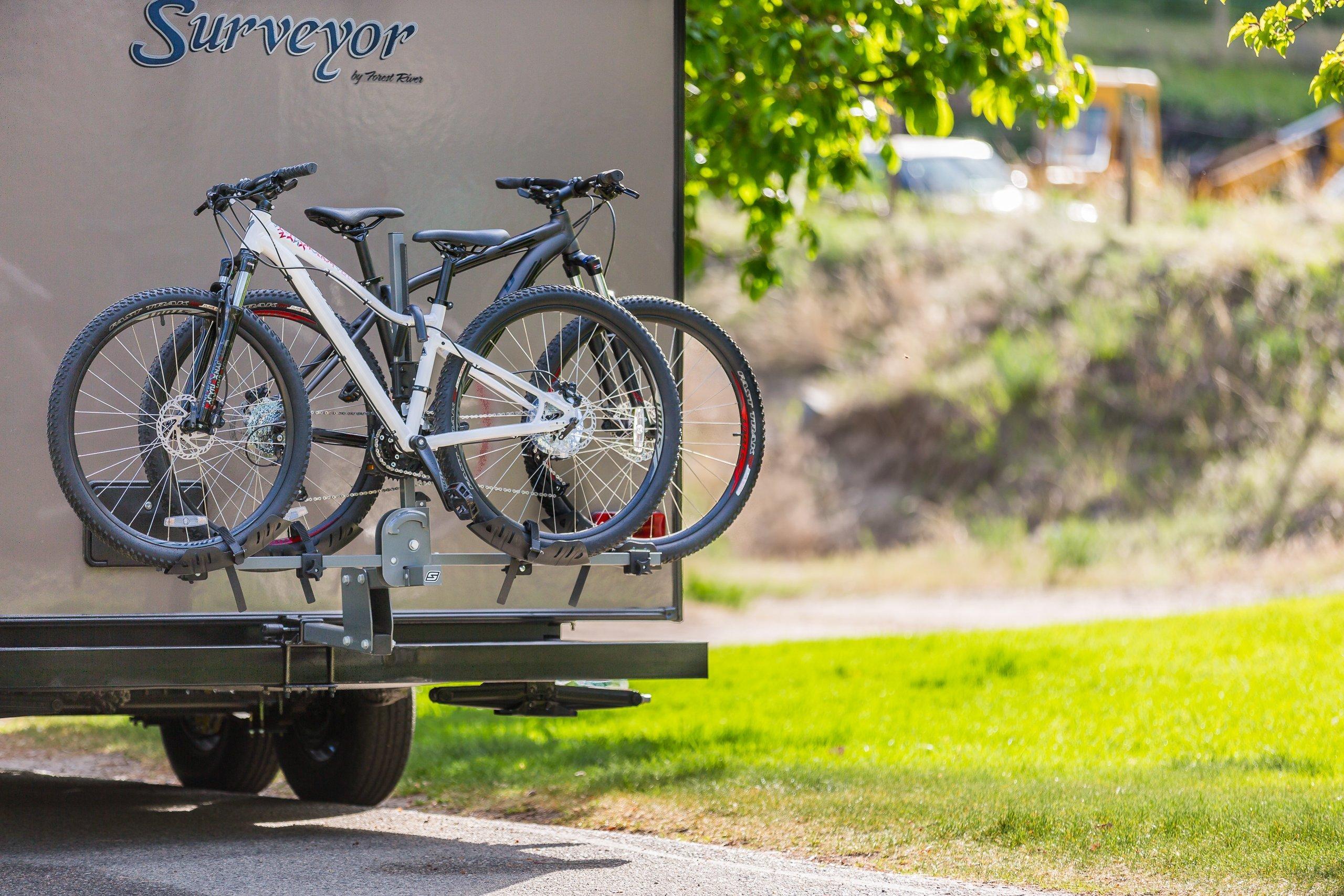 Swagman Bicycle Carriers Non-Folding Bike Dispatch, Grey, 2'' by Swagman Bicycle Carriers (Image #3)