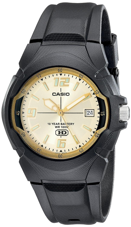 CASIO Men s MW600F-9AV 10-Year Battery Sport Watch