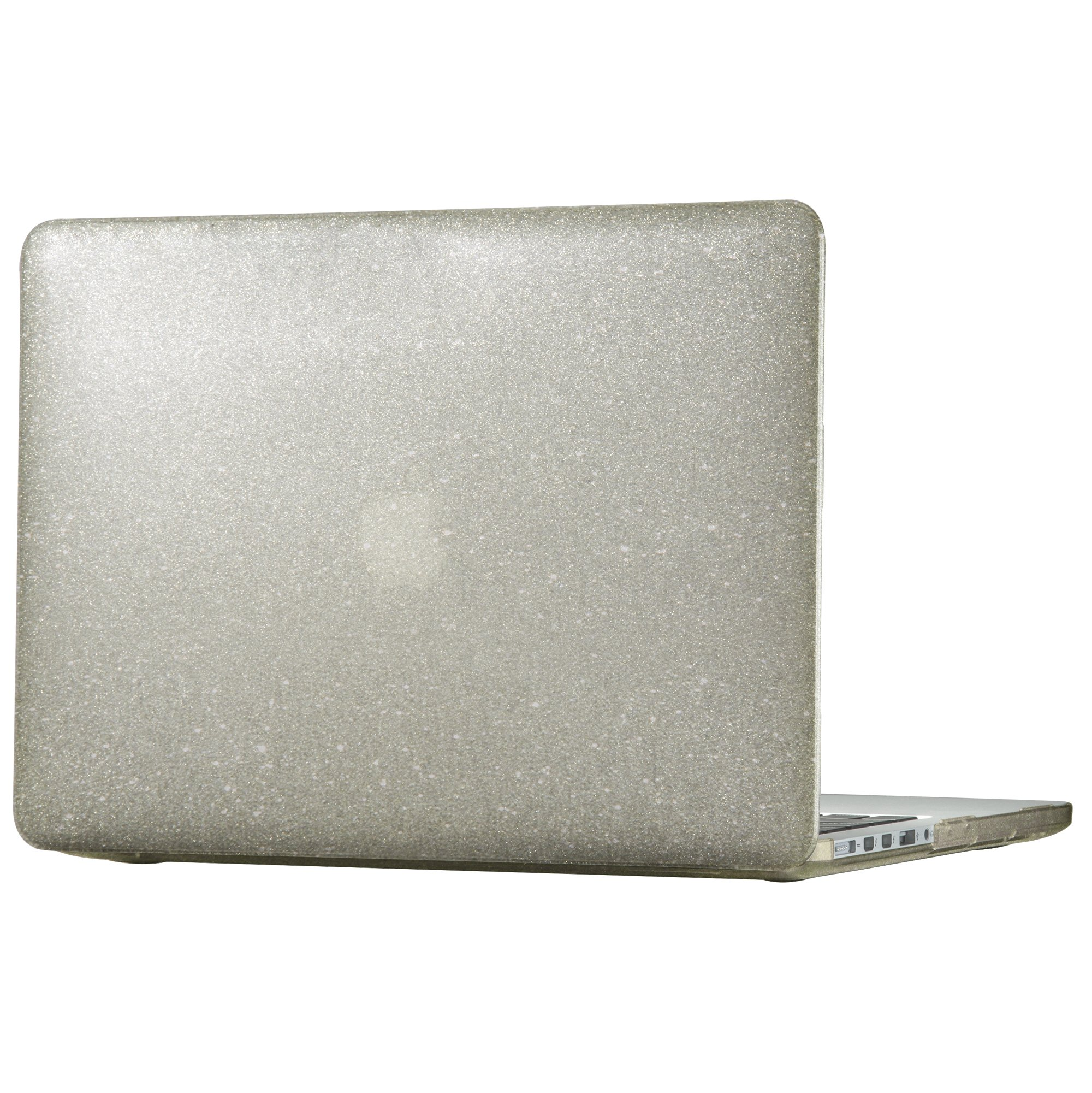 Speck Products 86400-5636 SmartShell Case for MacBook Pro 13'' with Retina Display, Clear with Gold Glitter by Speck