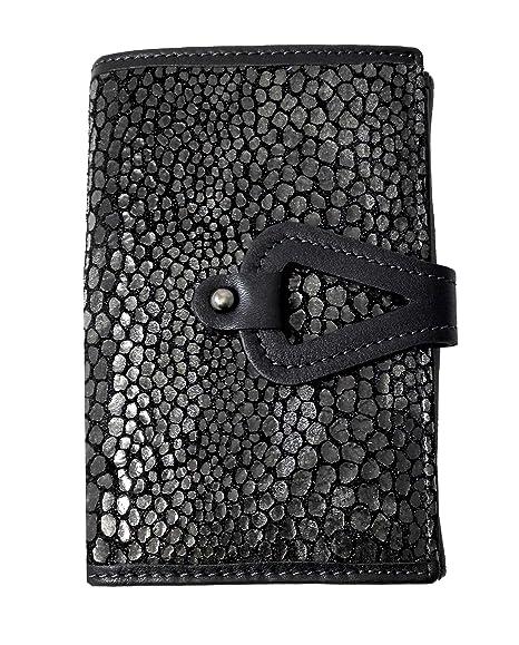 Cartera billetera de mujer con monedero exterior de clic ...