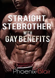 Straight guy massaging gay asshole