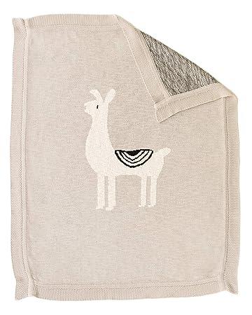 mimixiong 100/% Cotton Baby Blanket Pink Llama