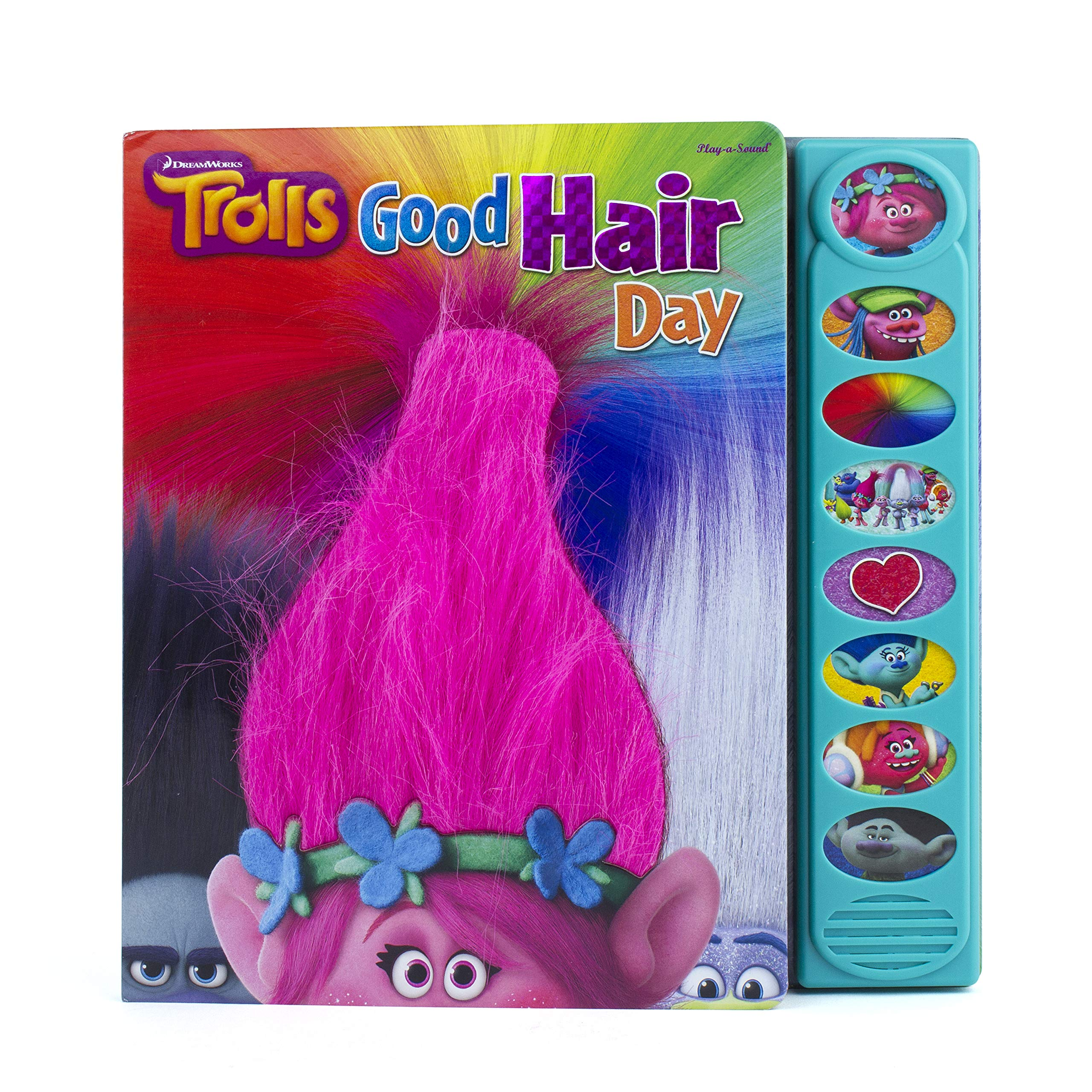 Dreamworks Trolls - Good Hair Day - Play-a-Sound - PI Kids pdf