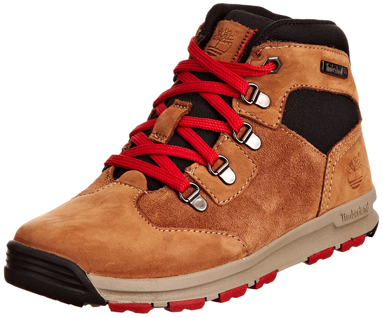 Timberland GT Scramble Lace-Up Boot (Toddler/Little Kid/Big Kid) Grafton Hill - K