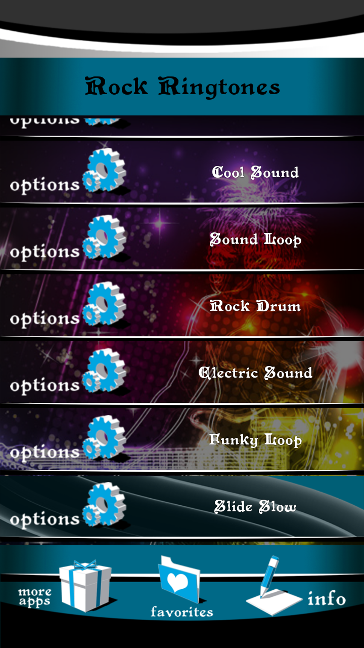 Amazon Rock Ringtones Appstore For Android