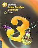 Cuaderno 3 Lengua Castellana y Literatura 4º Primaria (Superpixépolis) - 9788426396167