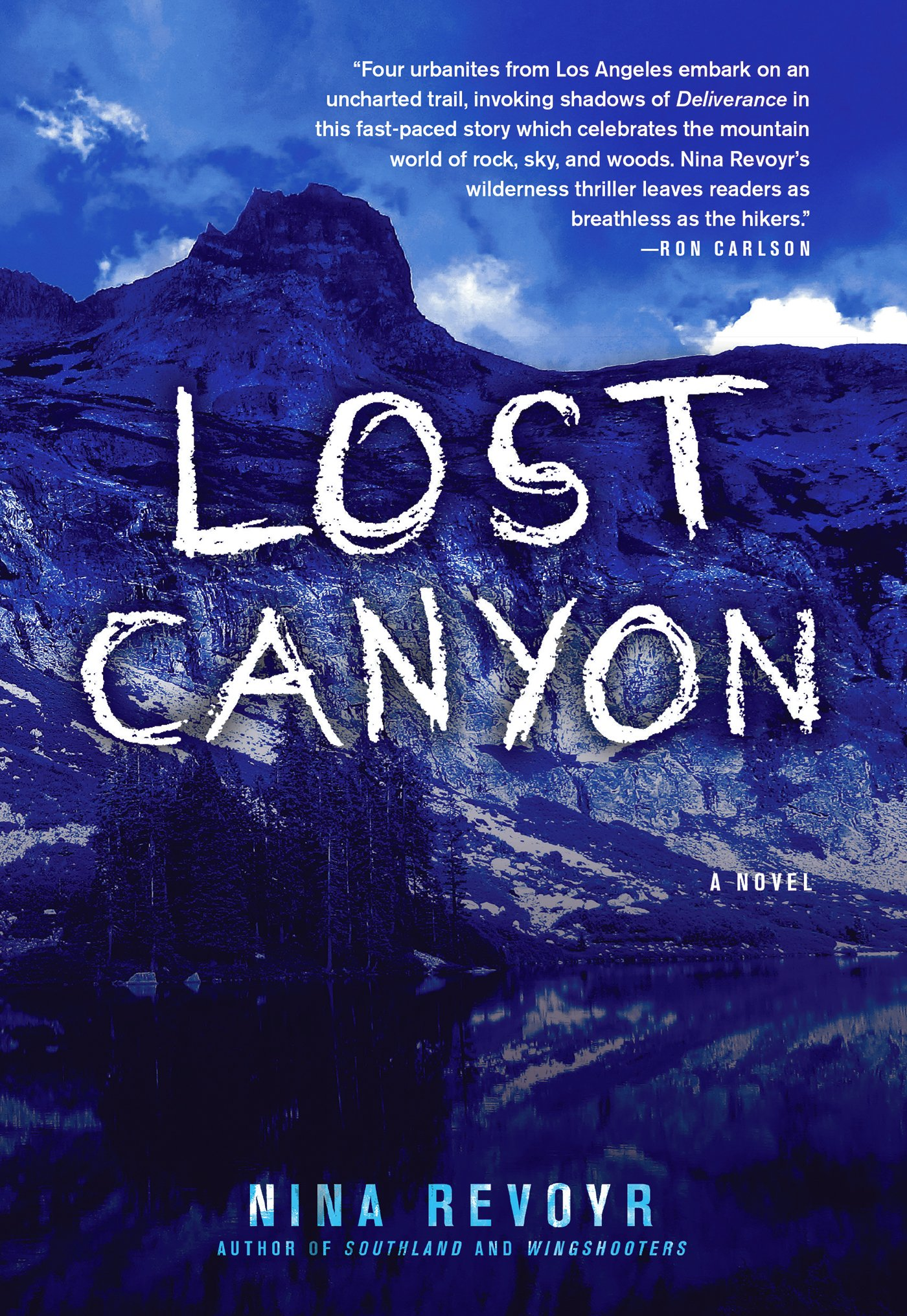 Read Online Lost Canyon pdf