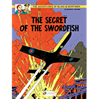 The secret of the swordfish (Blake & Mortimer Book 15) (English Edition)