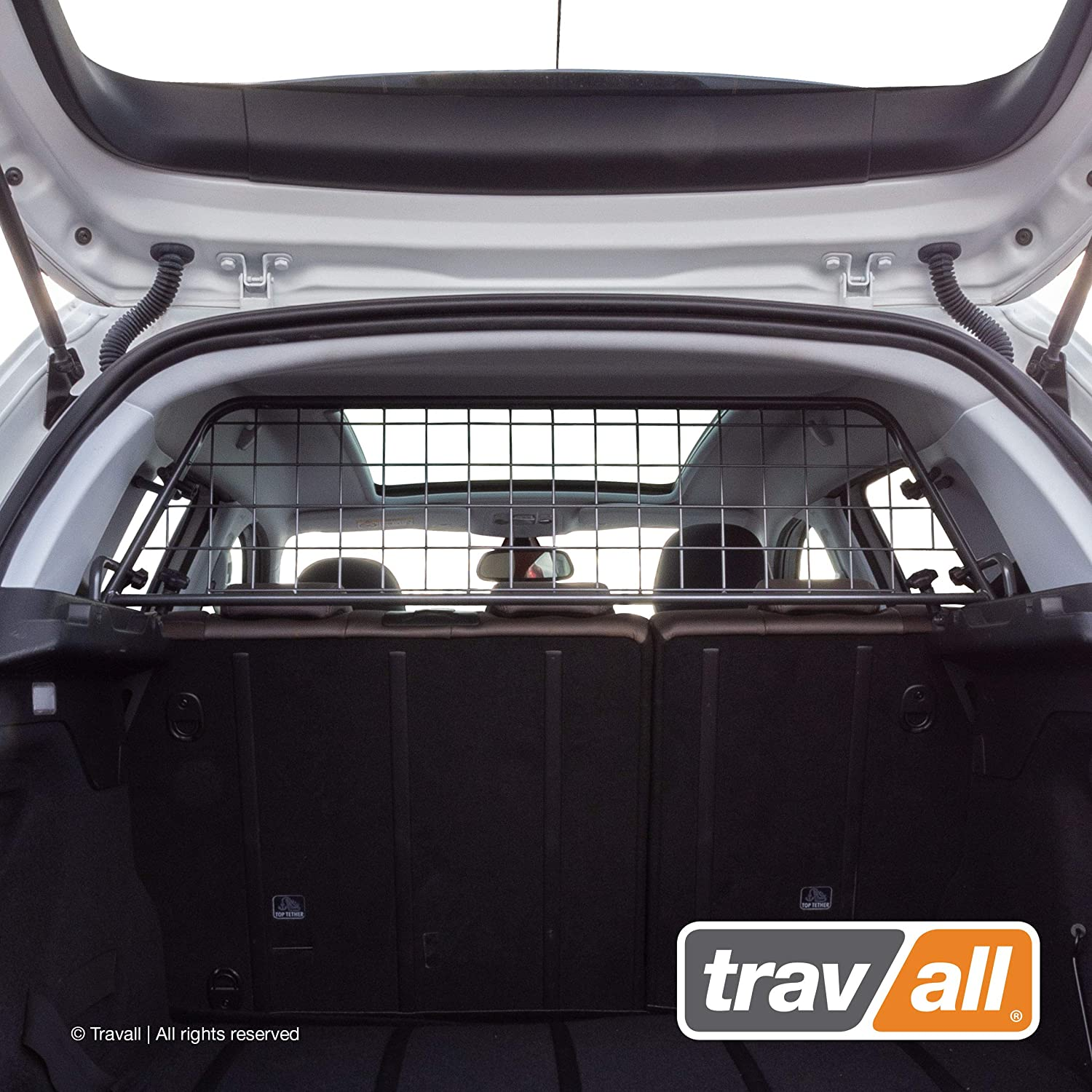 Travall Guard TDG1400 Vehicle-Specific Dog Guard