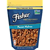 FISHER Chef's Naturals Pecan Halves, 24 Ounce