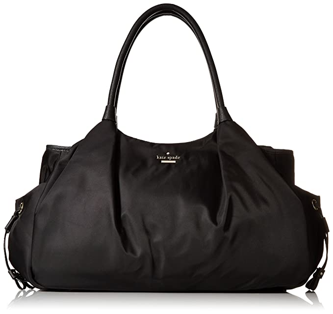 Amazon.com: Kate Spade New York Classic Nylon Stevie bebé ...