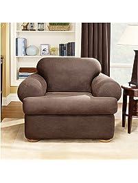 Shop Amazon Com Armchair Slipcovers