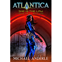 She Is The Law (Terra Kris Book 1) (English Edition)