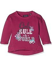 blue seven Sudadera Bebé-para Niñas