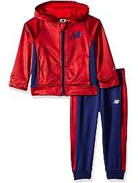 san francisco e6bc4 f0b7f New Balance Boys Athletic Jacket and Pant Set