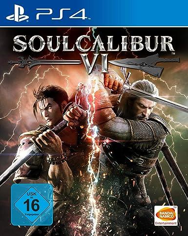 SoulCalibur VI - PlayStation 4 [Importación alemana]: Amazon.es: Videojuegos