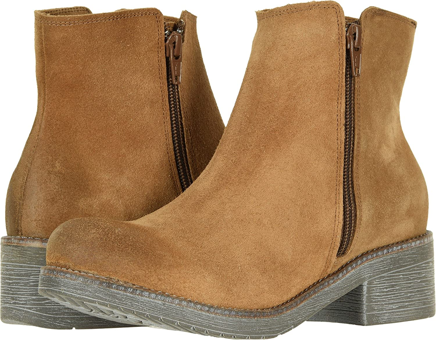 NAOT Women's Wander Ankle Booties B07932R914 37 M EU|Brushed Desert Suede