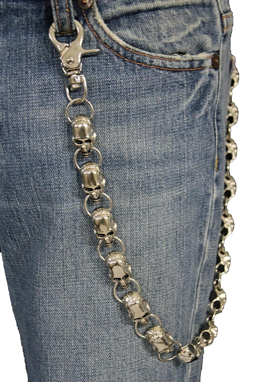 Amazon.com: tfj de los hombres Fashion Wallet eslabones Big ...
