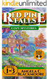 Red Pine Falls Cozy Mysteries: Books 1-3 (Red Pine Falls Collection Book 1)