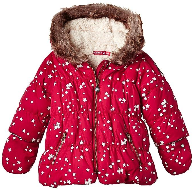 Chipie Denim Mountain, Abrigo para Bebés, Rouge (Scarlett), Talla Fabricante: 6 Meses: Amazon.es: Ropa y accesorios