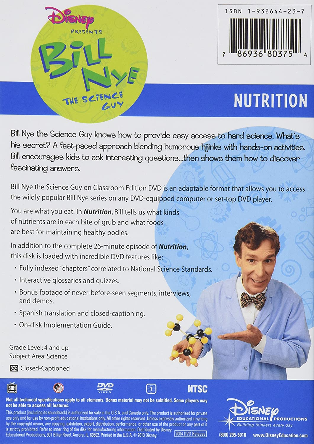 Bill Nye Nutrition Quiz Answers - Propranolols
