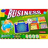 Classic Games Business Trade Board Game for Learning Business, 5 Years+ (Green)