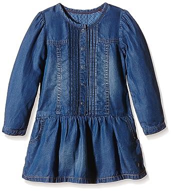 s.Oliver s.Oliver Mädchen Kleid Jeanskleid, Gr. 92 (Herstellergröße ... 5c672df5ae